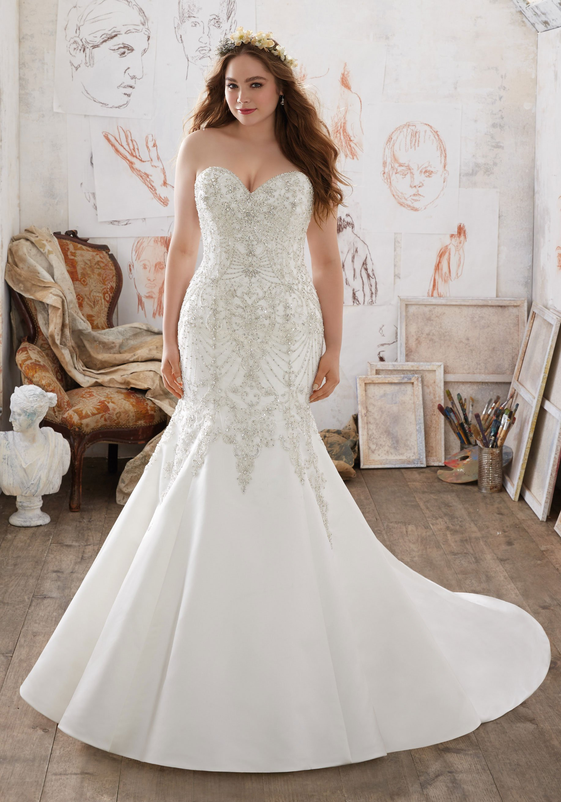 8b833e01edcb Mori Lee Julietta | Just A Day Bridal